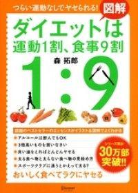 図解 ダイエットは運動1割、食事9割 Kinoppy電子書籍ランキング