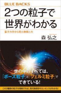 2つの粒子で世界がわかる 量子力学から見た物質と力 Kinoppy電子書籍ランキング
